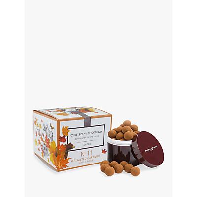 Image of Artisan du Chocolat Maple Syrup Sea Salted Caramels, 125g