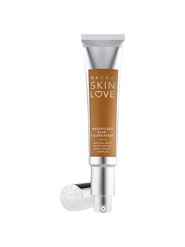 Buy BECCA Skin Love Weightless Blur Foundation, Amber Online at johnlewis.com