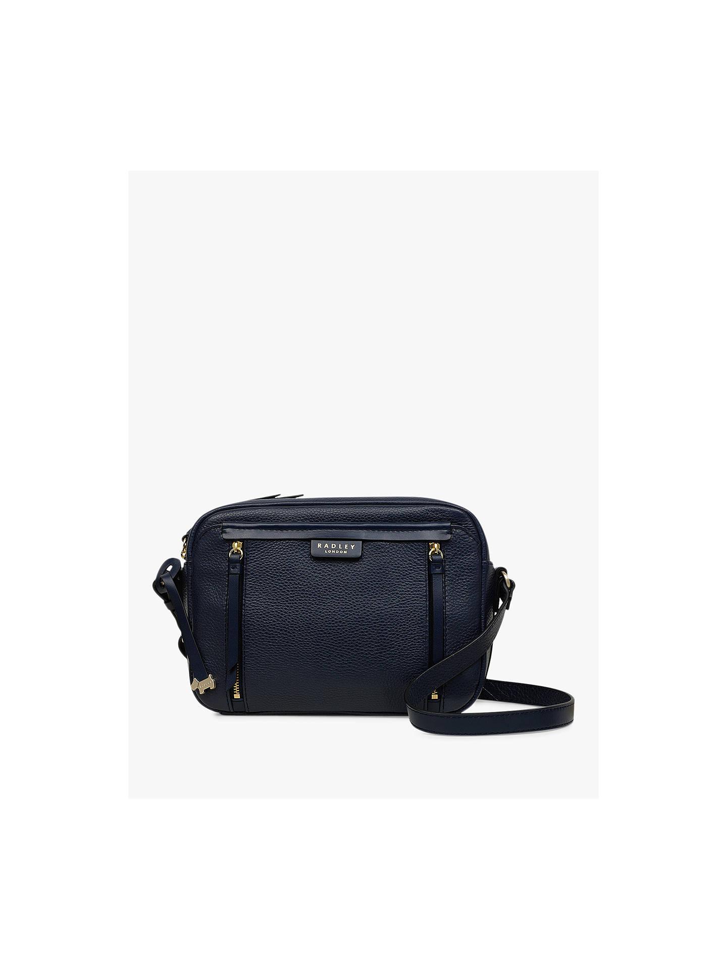 3d29a26309 Buy Radley Penhurst Medium Leather Cross Body Bag