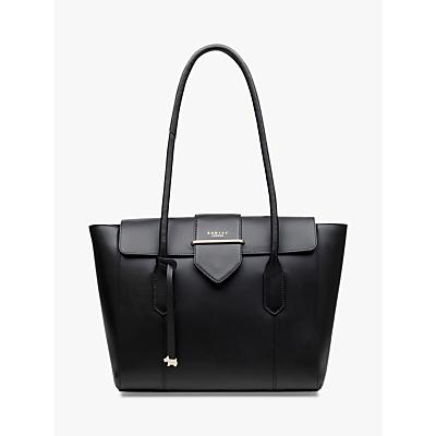 Radley Palace Street Large Leather Flapover Shoulder Bag