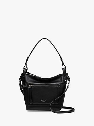 ec7e0304ed Radley Eltham Palace Leather Medium Zip-Top Shoulder Bag