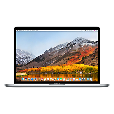2018 Apple MacBook Pro 15 Touch Bar, Intel Core i7, 16GB RAM, 256GB SSD, Radeon Pro 555X