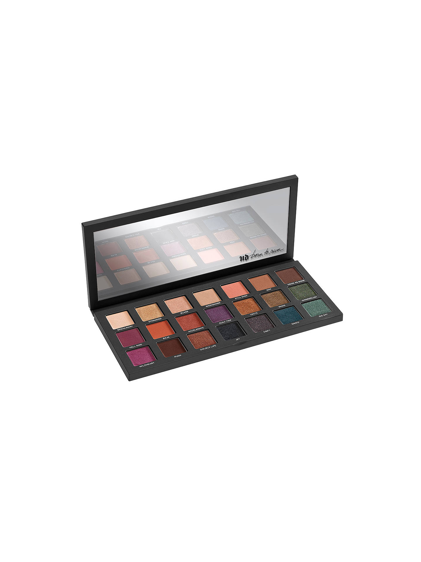 Buy Urban Decay Born To Run Eyeshadow Palette, Multi Online at johnlewis.com ...