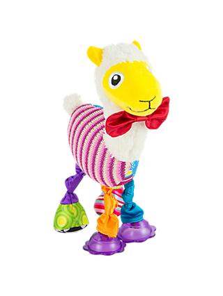 Lamaze Leandro The Llama Soft Toy