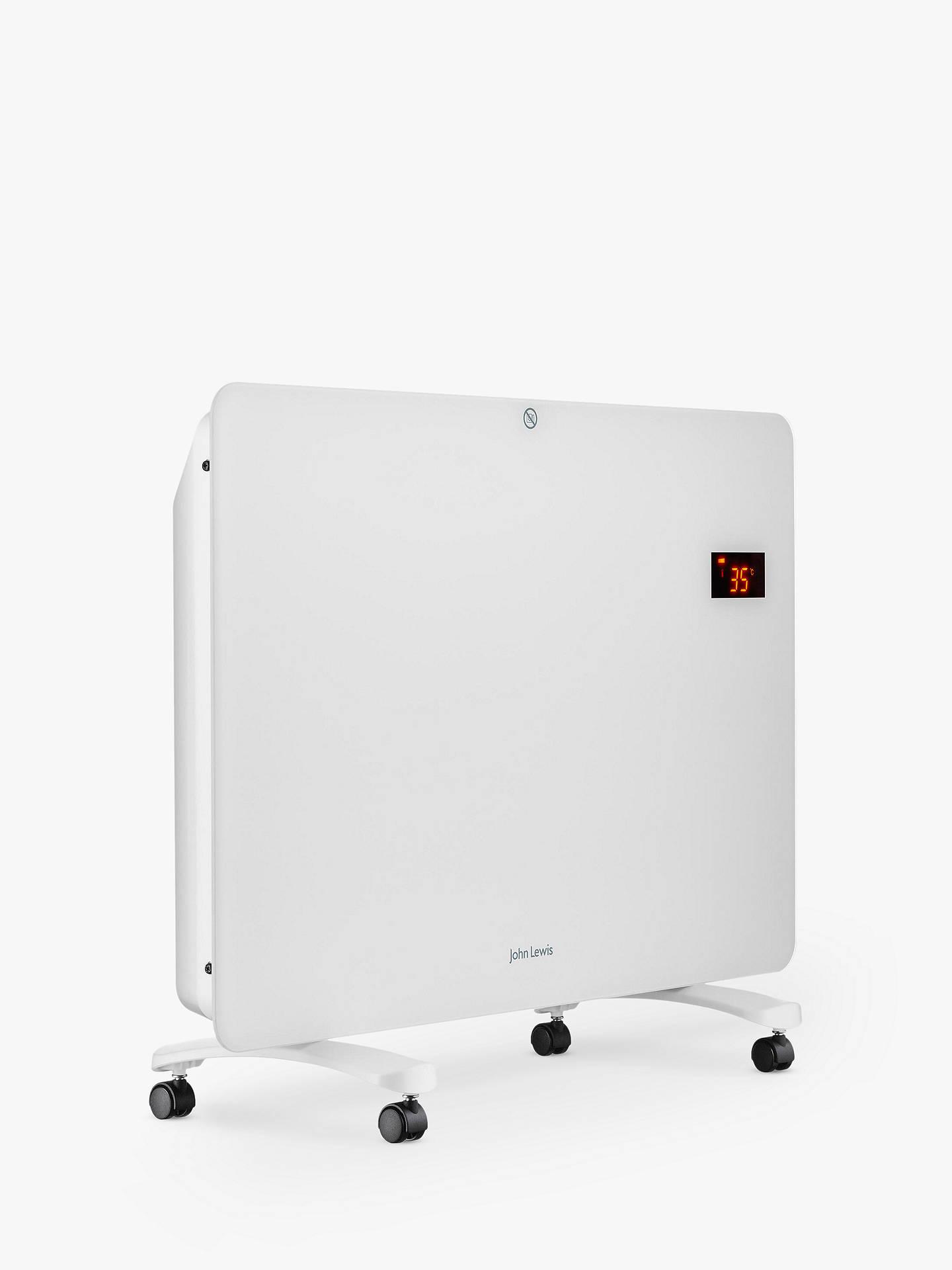 John Lewis & Partners Electric Heater