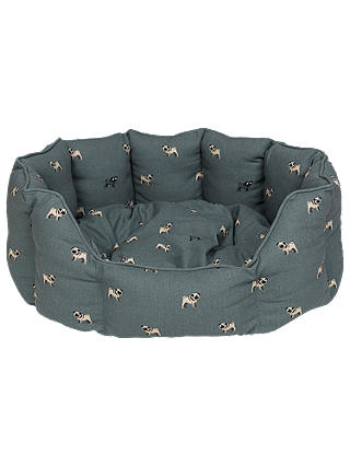 Buy Sophie Allport Pug Dog Bed, Small Online at johnlewis.com