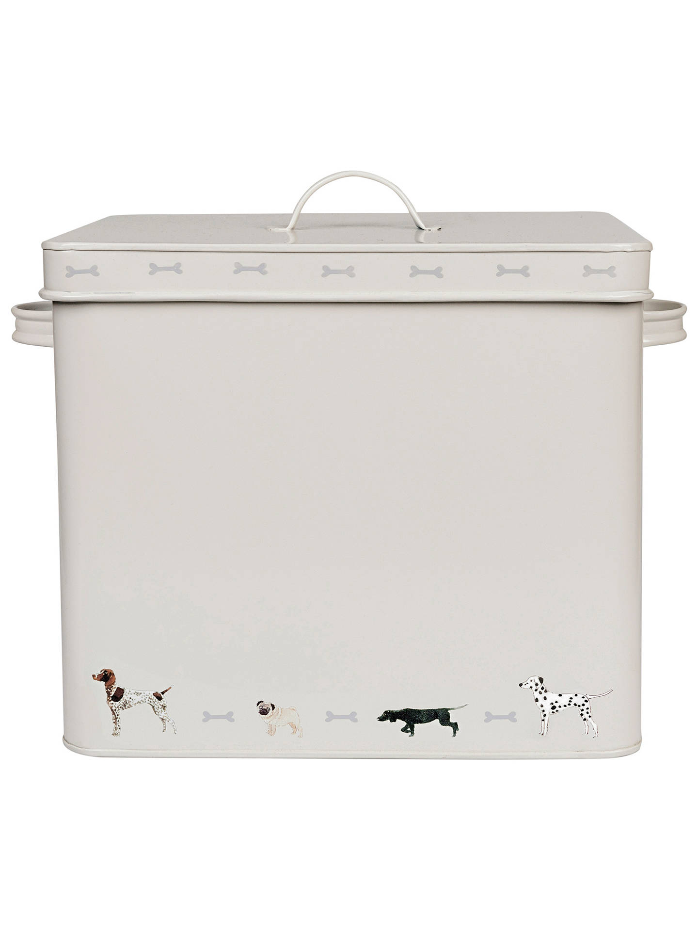 BuySophie Allport Woof Pet Treats Tin Online at johnlewis.com