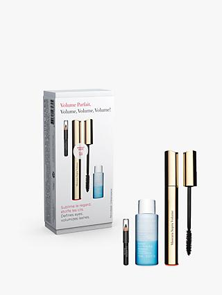 Clarins Volume Volume Volume Collection Makeup Gift Set