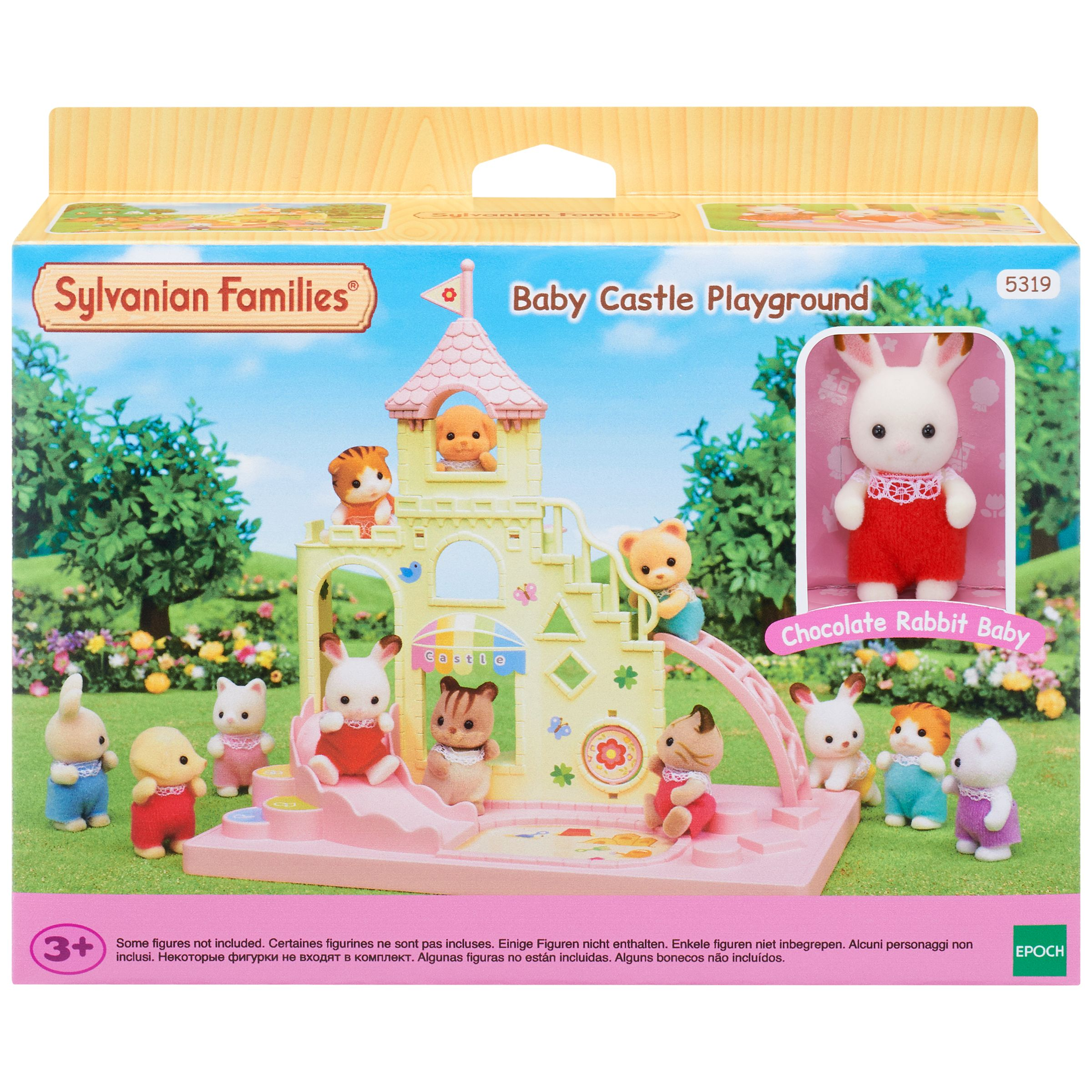 Sylvanian Families Sylvanian Families Baby Castle Playground