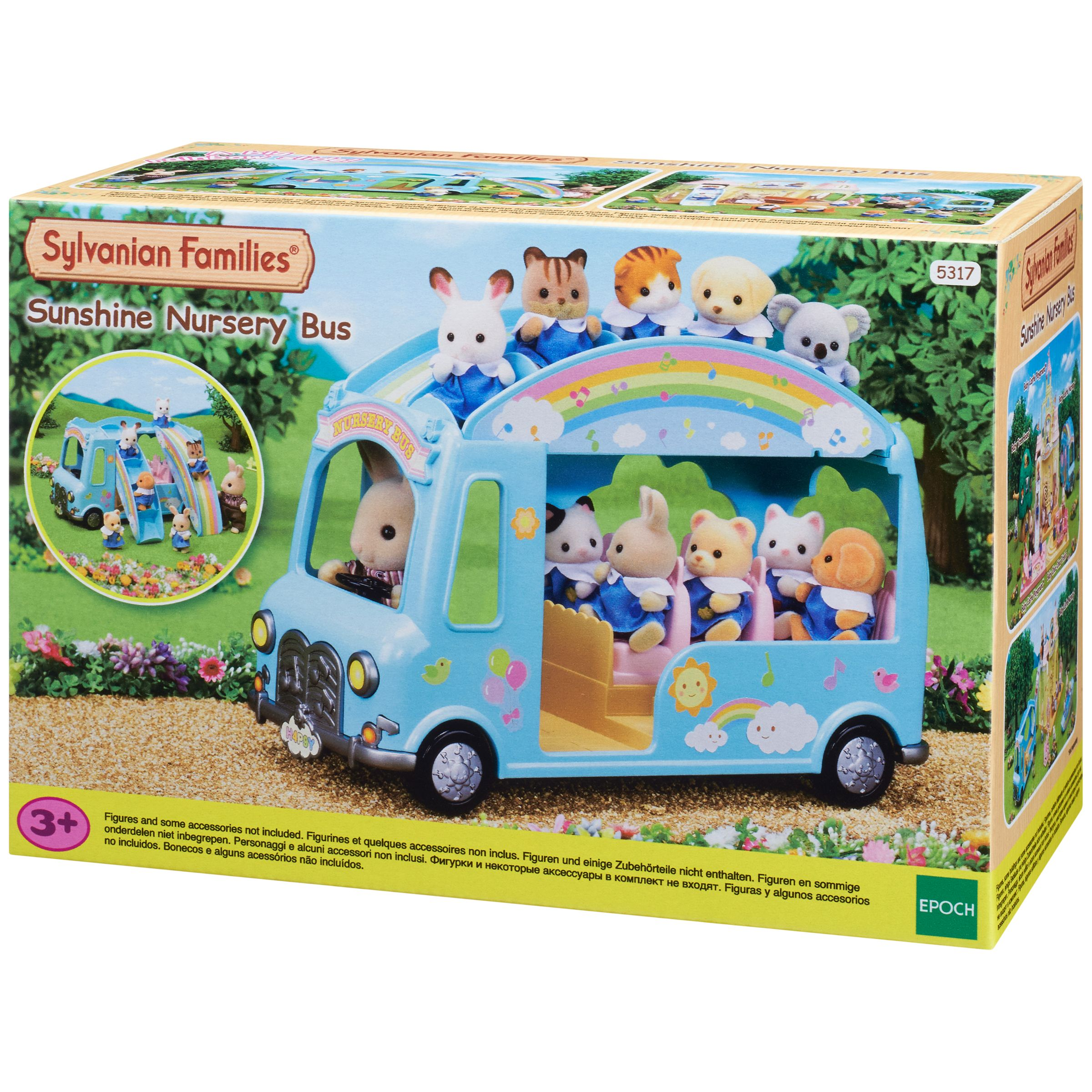 Sylvanian Families Sylvanian Families Sunshine Nursery Bus