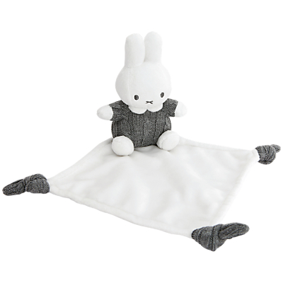 Image of Miffy Bunny Cuddle Cloth Soft Toy