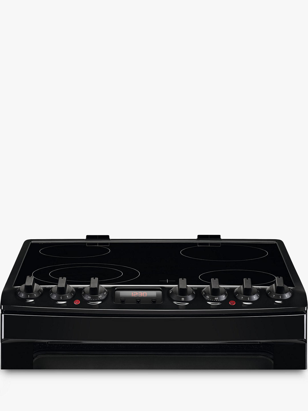Buy AEG CCB6740ACB Freestanding Electric Cooker, A Energy Rating, 60cm Wide, Black Online at johnlewis.com