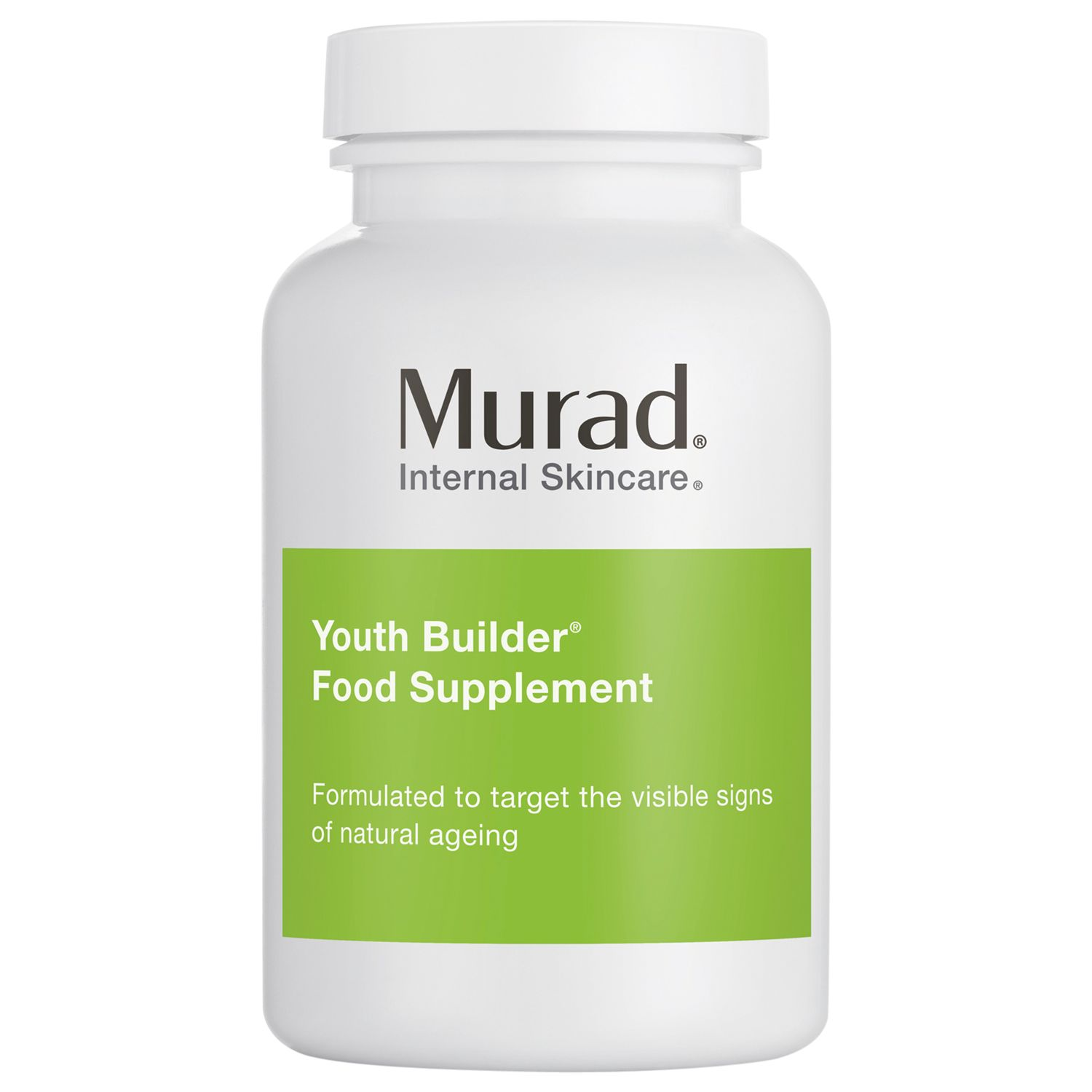 Murad Murad Youth Builder Food Supplement, 120 tablets