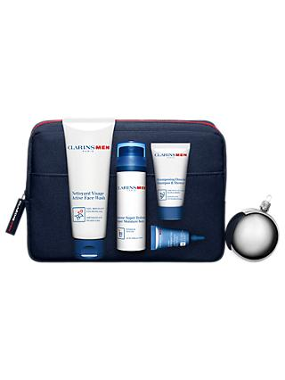 Clarins Clarinsmen Hydrate Collection Skincare Gift Set
