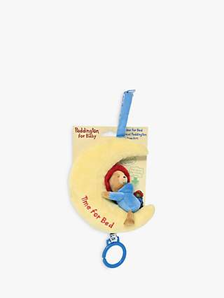 Paddington Bear Time for Bed Musical Toy