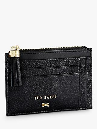1bf4c0011a Ted Baker Rosieey Leather Double Sided Card Holder