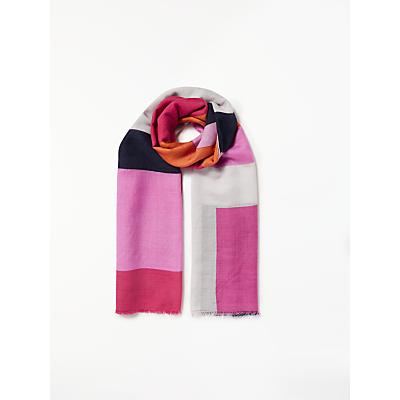 Becksondergaard Love Scarf, Fuschia Pink