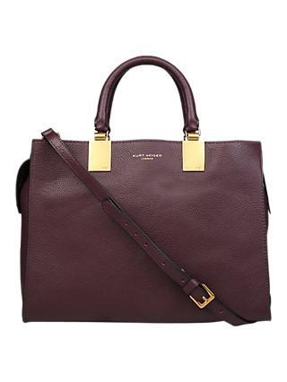 Kurt Geiger Emma Leather Tote Bag