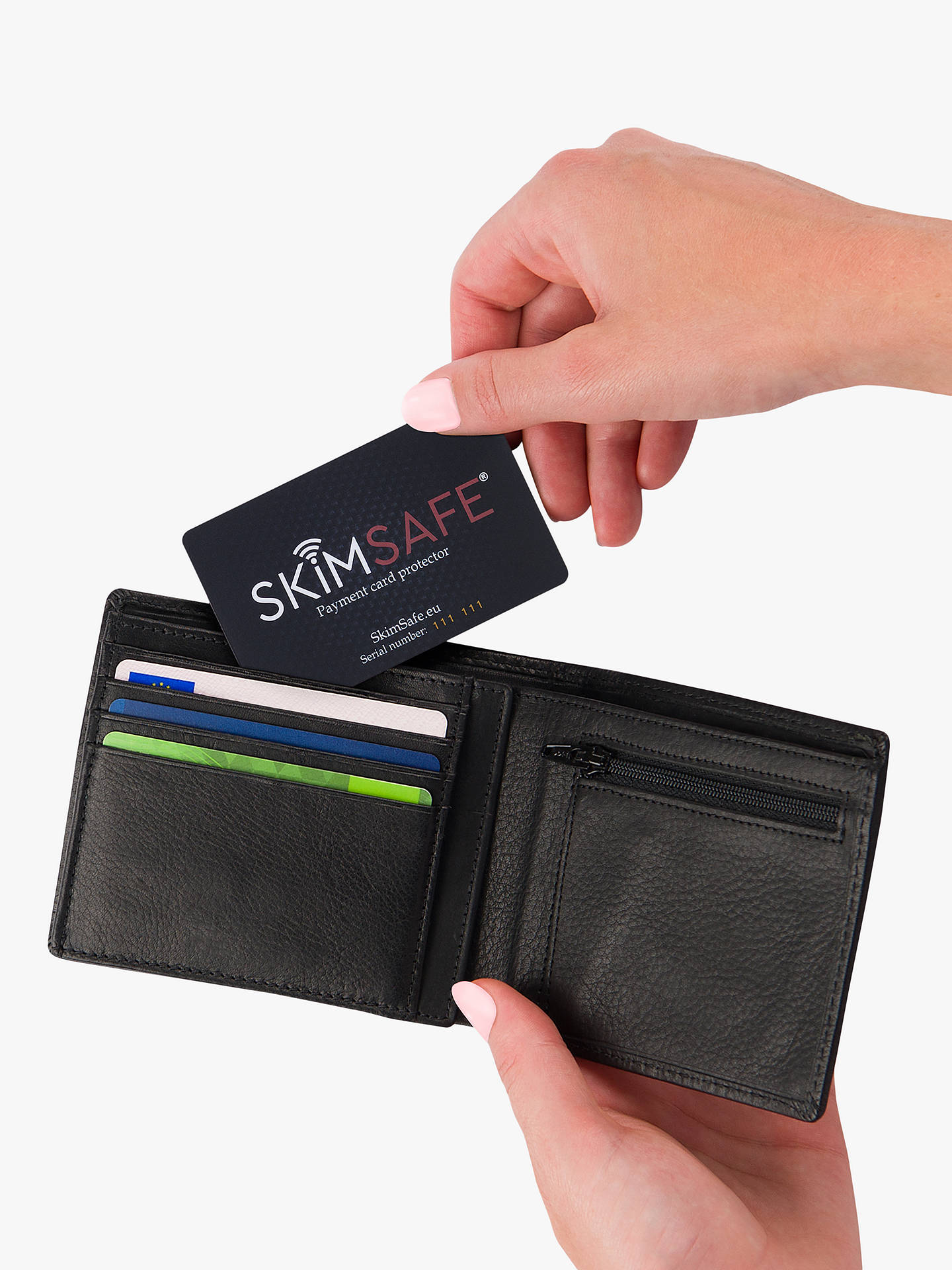 Buy SkimSafe Debit & Credit Card Protector Online at johnlewis.com