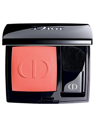 Dior Rouge Blush Couture Colour