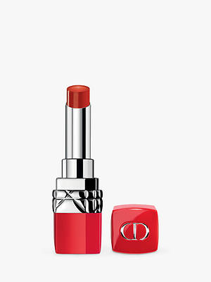 BuyDior Rouge Dior Ultra Rouge Lipstick, 436 Ultra Trouble Online at johnlewis.com