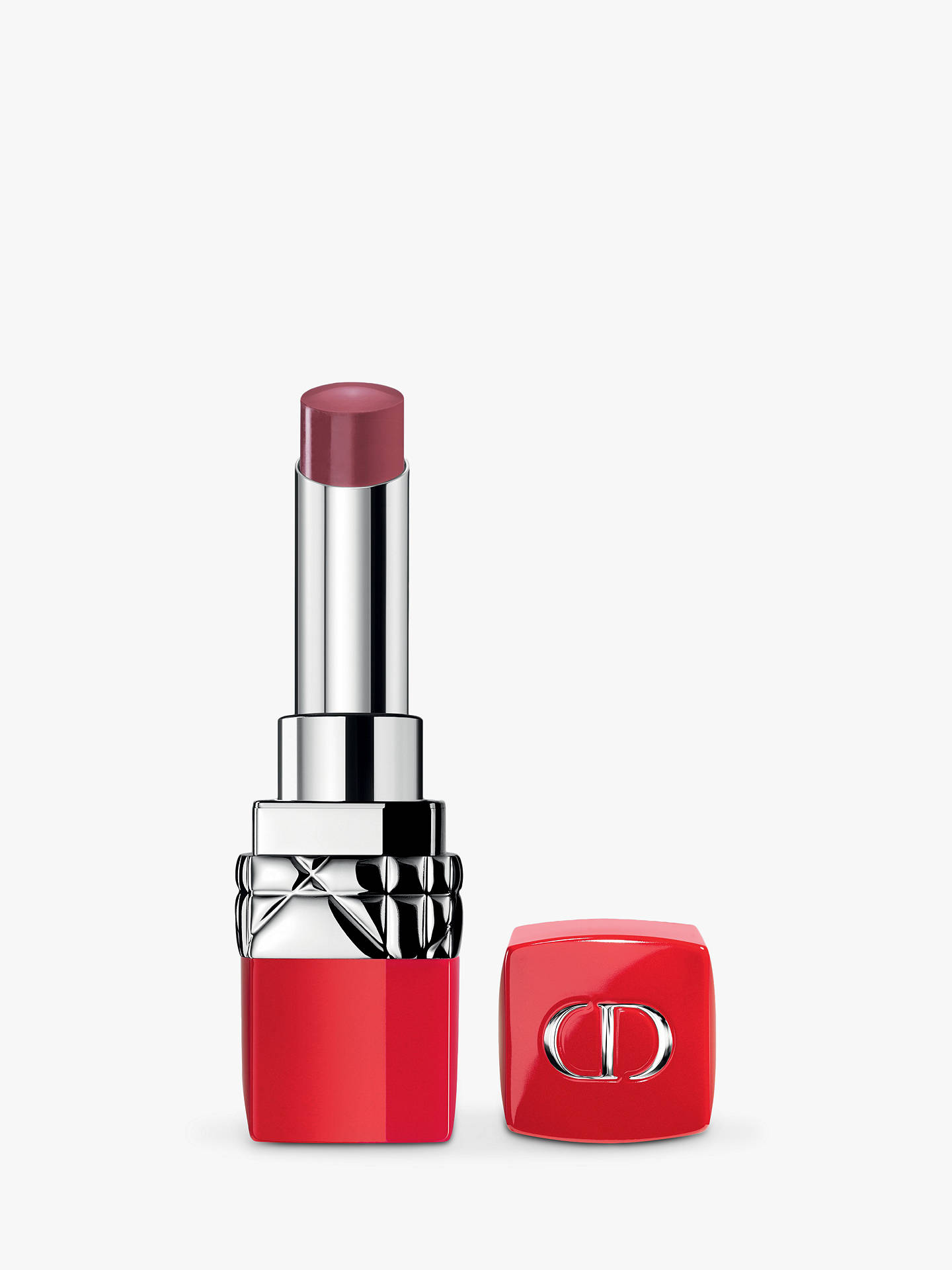 BuyDior Rouge Dior Ultra Rouge Lipstick, 587 Ultra Appeal Online at johnlewis.com