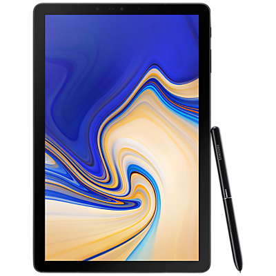Samsung Galaxy Tab S4 Tablet with S Pen, Android, 64GB, 4GB RAM, Wi-Fi, 10.5