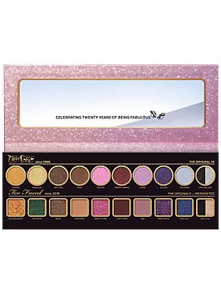 Too Faced Then & Now Eyeshadow Palette, Multi