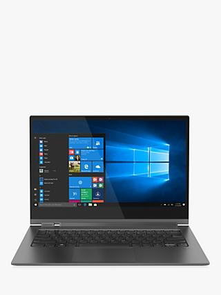 "Lenovo YOGA C930 Laptop, Intel Core i5 8GB RAM, 256GB SSD, 13.9"" Ultra HD Touch Screen, Iron Grey"