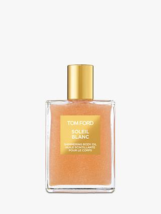 TOM FORD Soleil Blanc Shimmer Body Oil, Rose Gold, 100ml