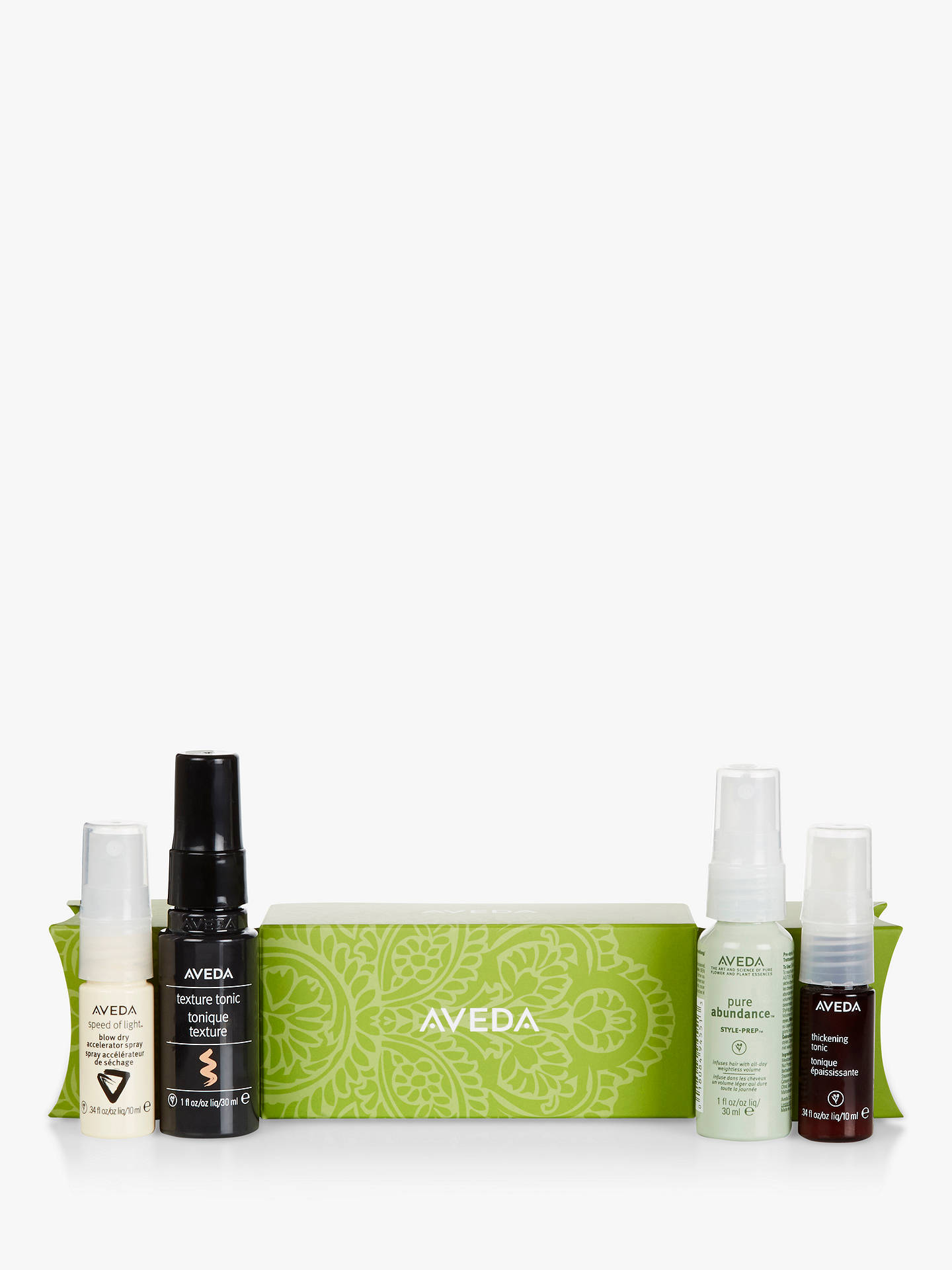 49bc5557eb2a3 Buy AVEDA Styling Cracker Hair Care Gift Set Online at johnlewis.com ...
