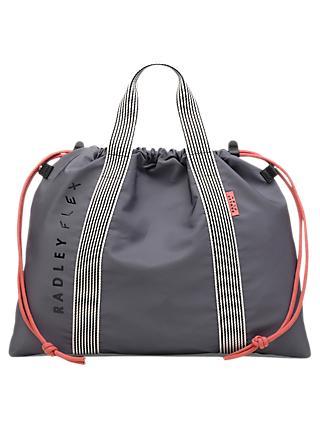 Radley Flex Large Drawstring Pouch Grab Bag