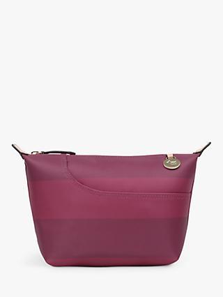 Radley Pocket Essentials Fabric Medium Pouch Bag Red