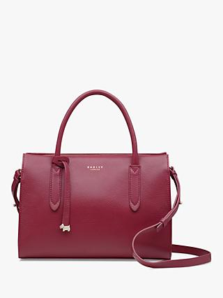 Radley Arlington Court Leather Medium Grab Bag 075ae7311008