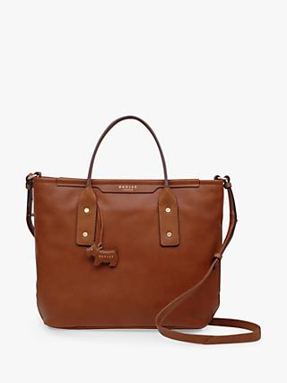 cb98a5357b Radley Leather Medium Multiway Grab Bag