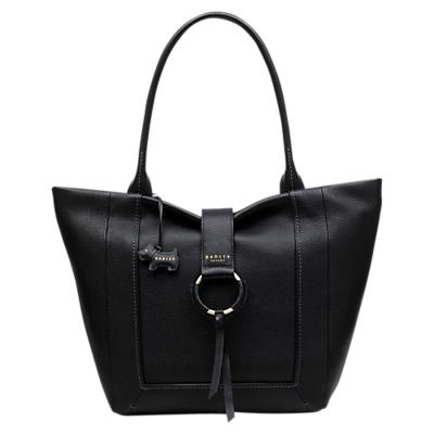 Radley Blickling Hall Large Leather Shoulder Bag