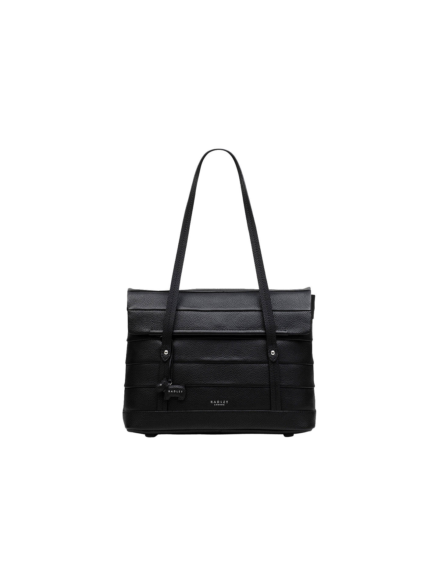 e7ec45fc3caa BuyRadley Medium Babington Flapover Leather Shoulder Bag