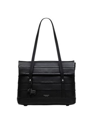 Radley Medium Babington Flapover Leather Shoulder Bag c0b3a445463d9