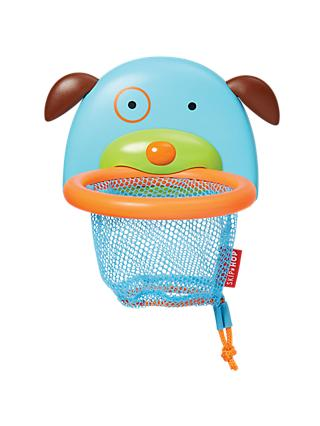 Skip Hop Zoo Basketball Dog Bath Toy