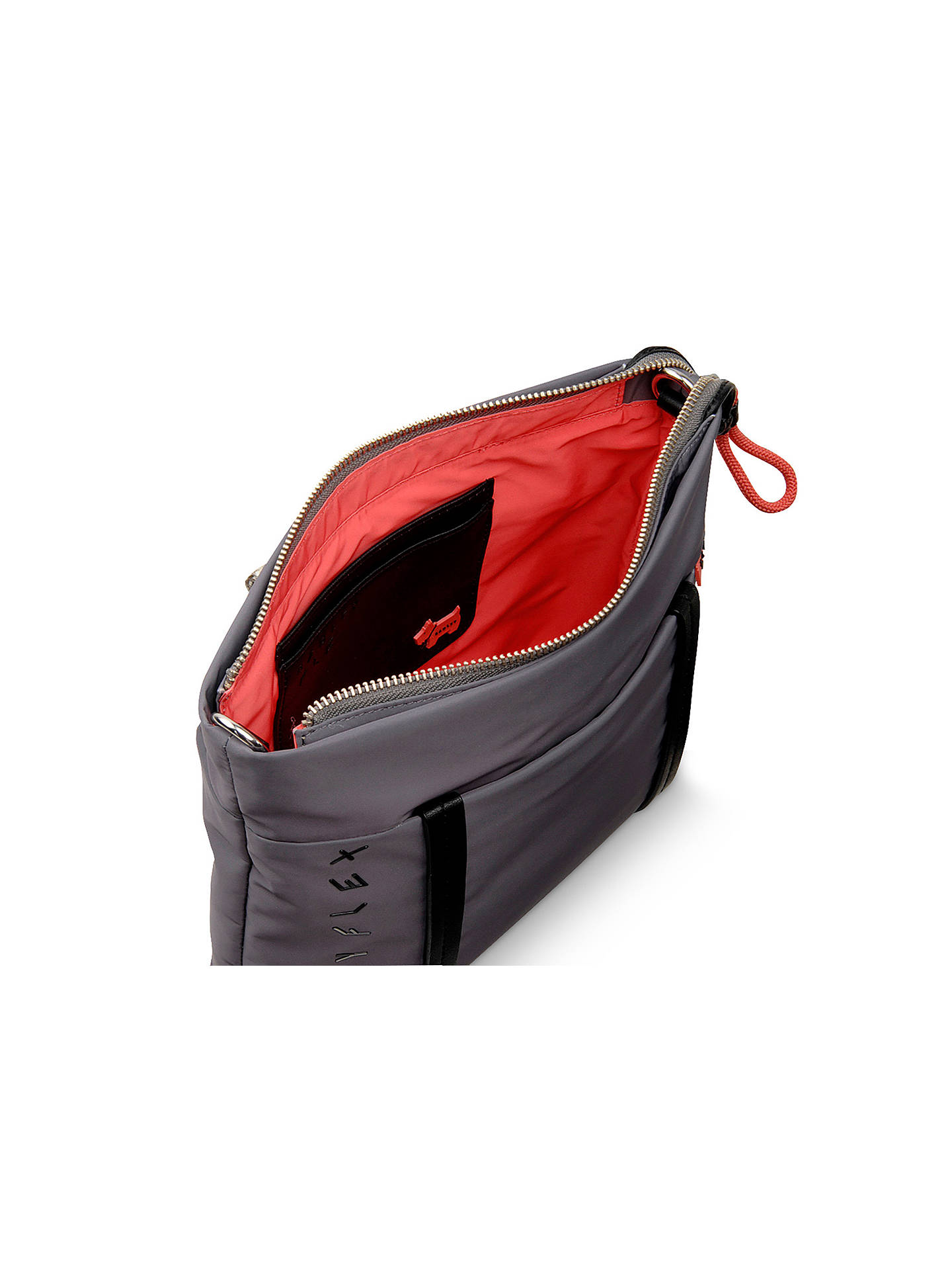 a0bca89e038a Radley Flex Small Zip Top Cross Body Bag at John Lewis   Partners