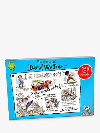 David Walliams Billionaire Boy Jigsaw Puzzle, 250 Pieces
