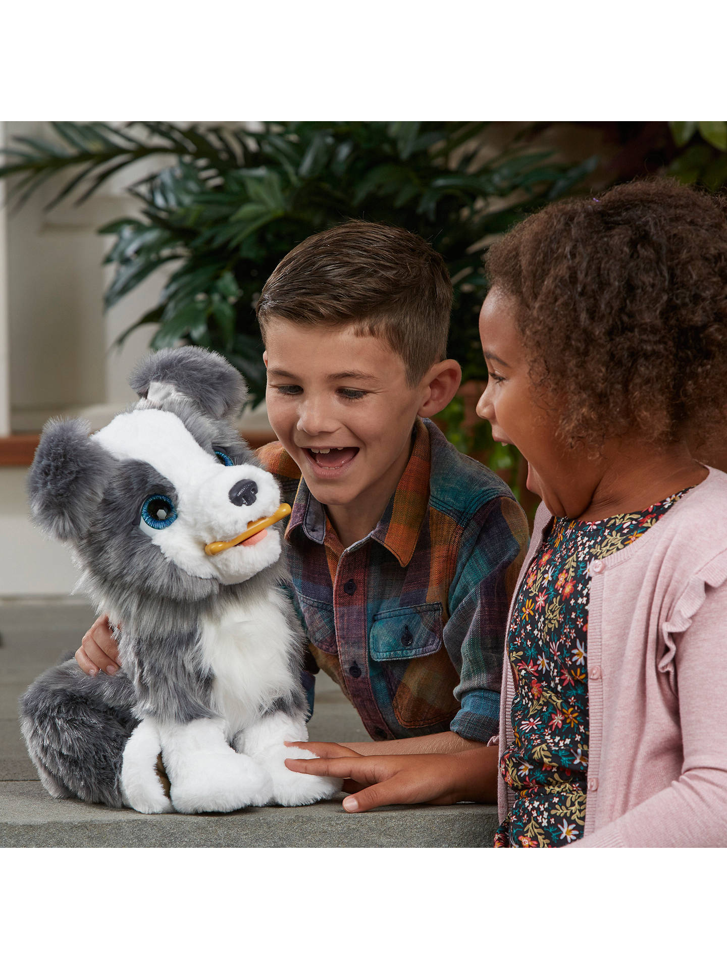 Buy Hasbro FurReal Ricky the Trick-Lovin' Dog Online at johnlewis.com
