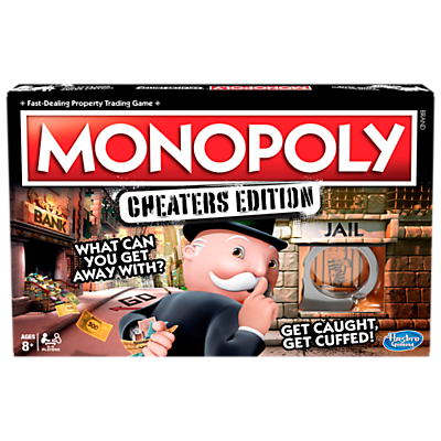 Image of Monopoly: Cheaters Edition