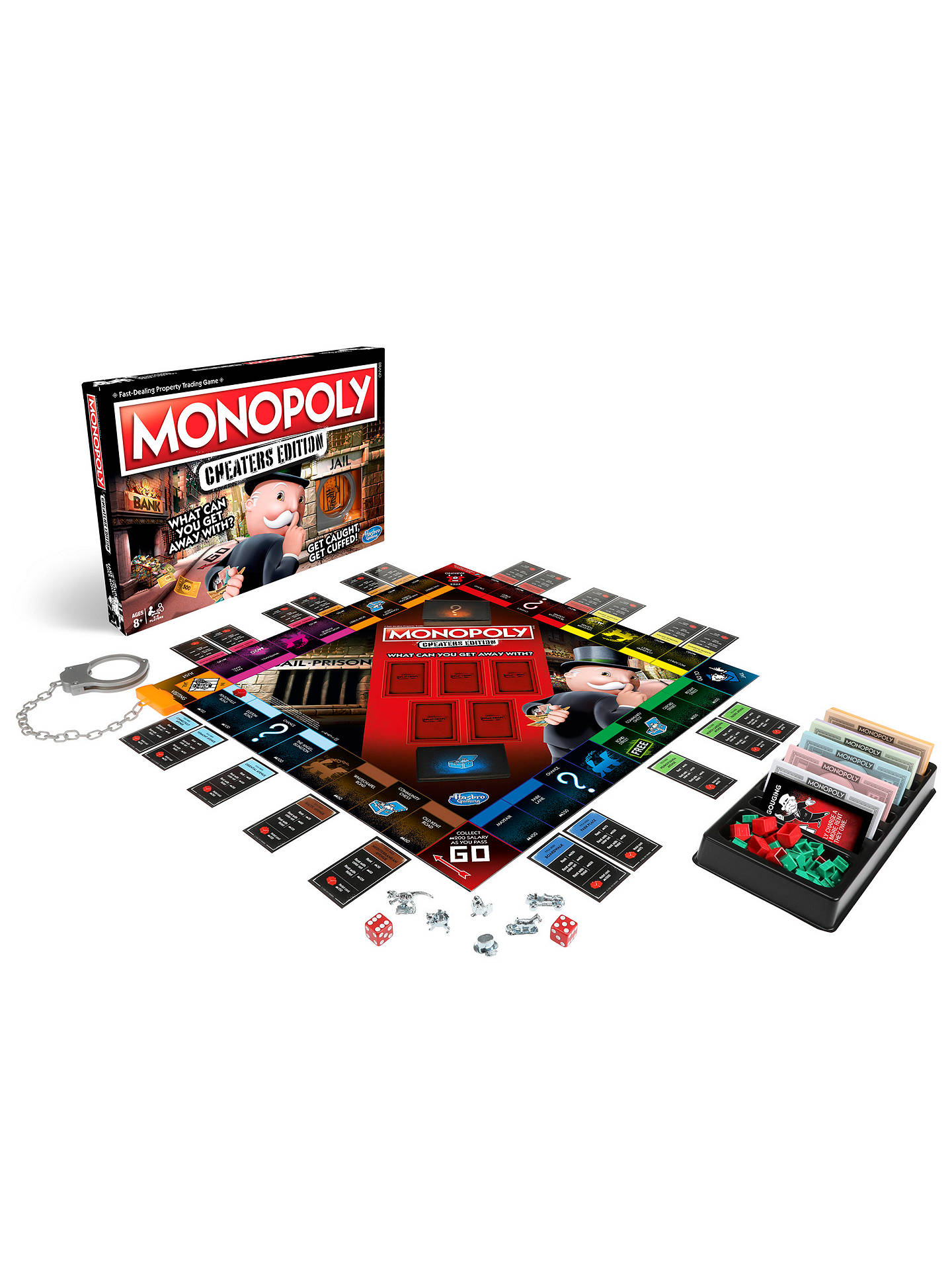 BuyMonopoly: Cheaters Edition Online at johnlewis.com