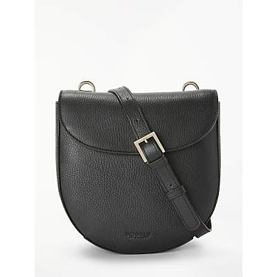 Image of Modalu Sofia Leather Cross Body Bag, Black