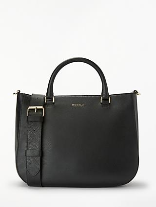 Modalu Sadie Leather Grab Bag