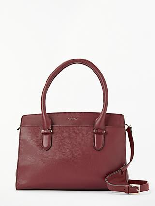 Modalu Roma Leather Grab Bag
