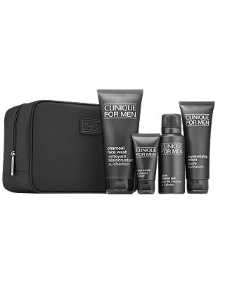 Buy Clinique For Men Great Skin For Him Skincare Gift Set Online at johnlewis.com