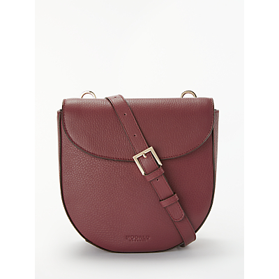 0edd3f57fc3e Modalu Sofia Leather Cross Body Bag - John Lewis   Partners at Westquay -  Shop Online
