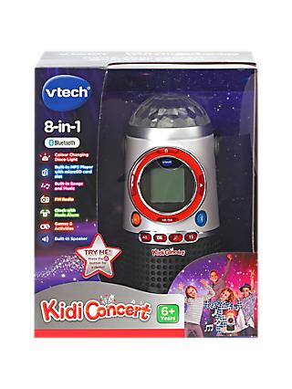 VTech 8-in-1 Kidi Concert, Black